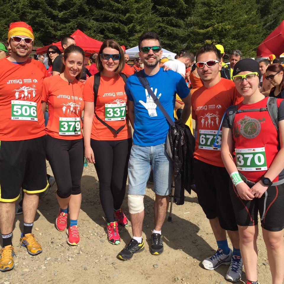 Raport de cursa: Maraton Apuseni