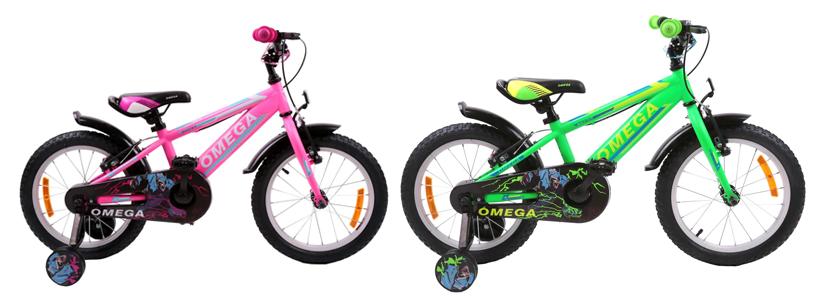 Bicicleta copii Omega Thomas