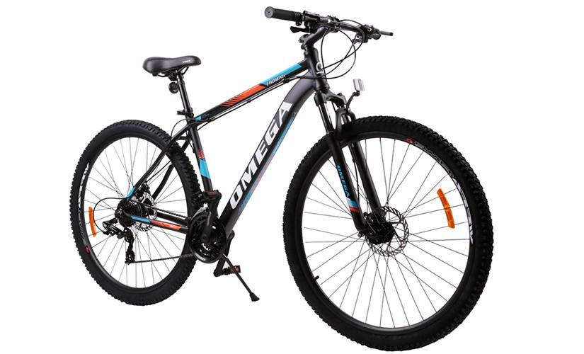 Bicicleta Omega - Un brand romanesc pe piata bicicletelor